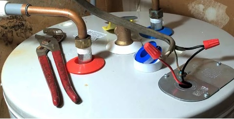 Réparation ballon eau chaude PLOMBIER HERMERAY